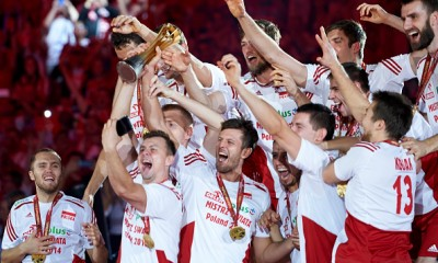 Brazil v Poland: FIVB World Championship Final (G)