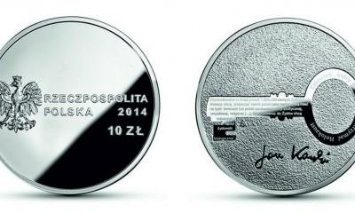 Moneta dr. Sebastiana Mikołajczaka