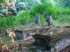 Zaniedbane groby
