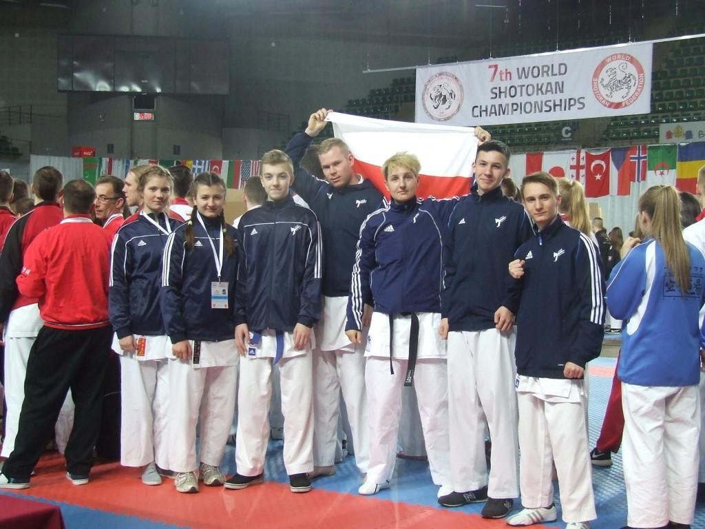Toruń reprezentował jako jedyny Klub Karate Shotokan DOJO TORUŃ (for. nadesłane)