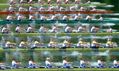 Rowing World Cup in Lucerne