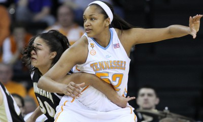 NCAA WOMENS BASKETBALL: MAR 6, 2010 SEC Tournament - Tennessee v Vanderbilt
