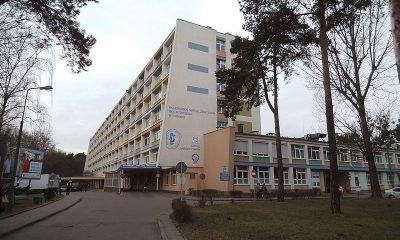 Trwają pracę remontowe przy szpitalu na Bielanach (fot. archiwum)