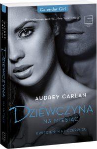 Audrey Carlan - Dziewczyna namiesiąc