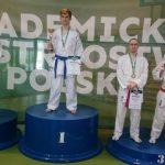 Nataniel Gębicki i Kajusz Gębicki - brąz, -60kg, Kumite ind. (1)
