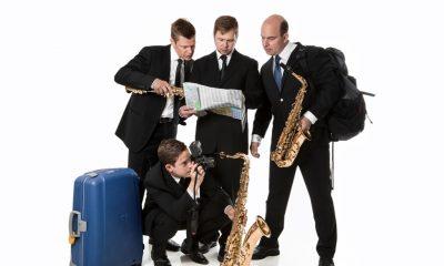 Nordic Saxophone Quartet 3
