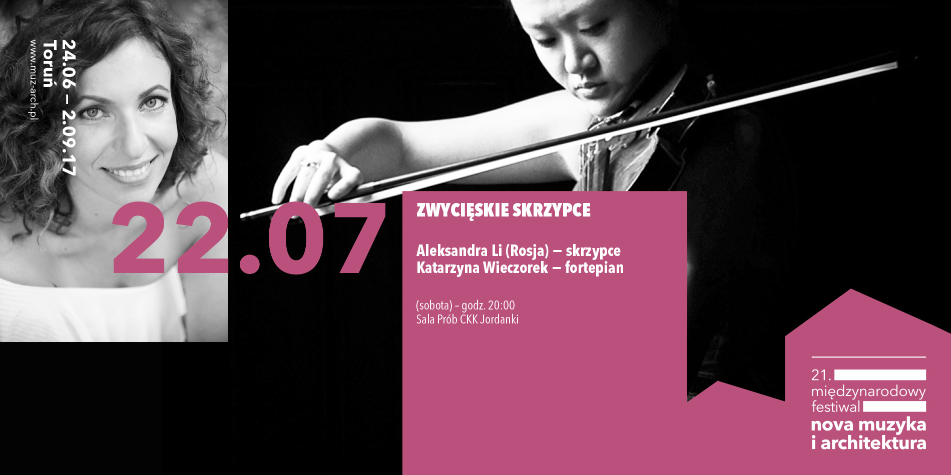 koncert zwycięskie skrzypce