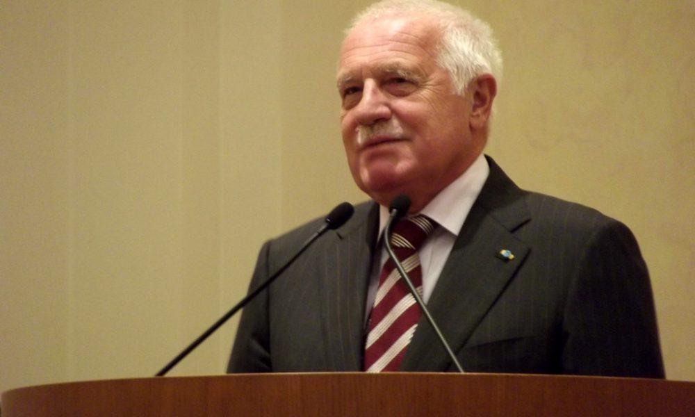 Vaclav Klaus Mladsi News: Vaclav Klaus Przyjedzie Do Torunia