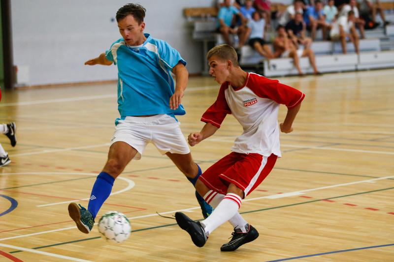 Mecz ekip zBiałorusi iCzech (fot.materiały prasowe)