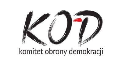 wieczorem organizuje kolejny protest  (fot. facebook/Komitet Obrony Demokracji)