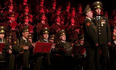 Fotografia koncertowa: Chor Aleksandrowa