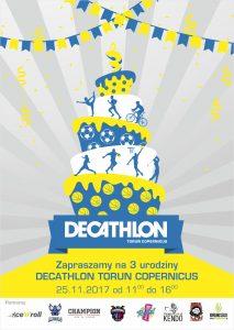 3 urodziny Decathlon Copernicus Toruń (fot. materiały prasowe)