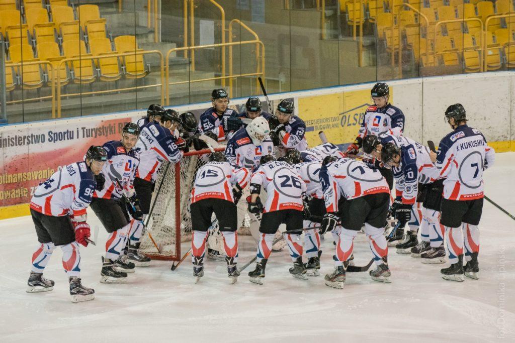 20 stycznia Nesta Mires Toruń pokonała na własnym lodowisku Unię Oświęcim 3:1 (fot. Dominika Lipińska)