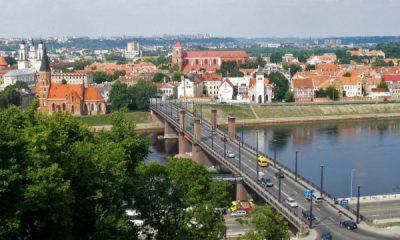 Panorama Kowna (fot.wikipedia)