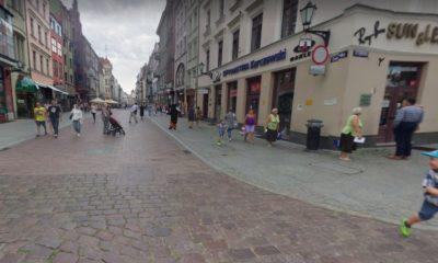 Ul. Szeroka w Toruniu czeka na swoje święto (fot. archiwum)