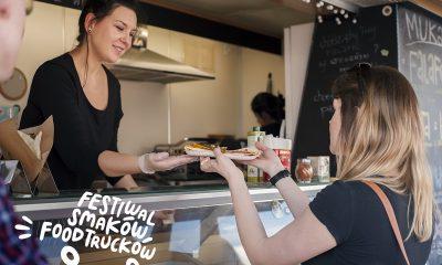 Festiwal Smaków Food Tracków czeka na was na Rynku Nowomiejskim (fot. materiały organizatora)