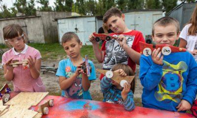 """Stowarzyszenie """"Wędka"""" pomaga dzieciom i młodzieży w trudnej sytuacji (fot. torun.pl)"""