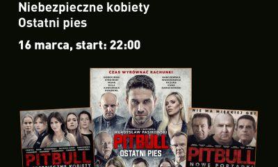 Maraton Pitbulla już 16 marca w Cinema City przy Czerwonej Drodze (fot. materiały prasowe kina)