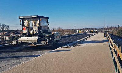 Przebudowa wiaduktu przy ul. Łódzkiej (fot. torun.pl)