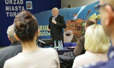 Prezydent Michał Zaleski spotka się z mieszkańcami (fot. Adam Zakrzewski/torun.pl)