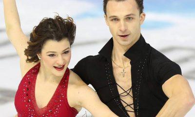 Natalia Kaliszek i Maksym Spodyriew (fot. https://www.facebook.com/KaliszekSpodyriev/)
