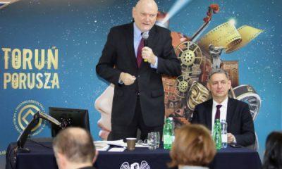 Prezydent spotkał się z mieszkańcami Czerniewic (fot. Adam Zakrzewski/torun.pl)