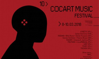 Przed nami 10. CoCArt Music Festival (fot. csw.torun.pl)