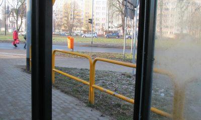 Dewastacja przystanków to poważny problem w Toruniu (fot. materiały prasowe MZD w Toruniu)