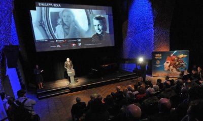 Zwiastun wywołał sporo pozytywnych emocji. Czekamy na pełnometrażowy film o Elżbiecie Zawackiej (fot. Małgorzata Litwin/torun.pl)