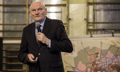 To ostatnie spotkanie prezydenta Torunia z mieszkańcami w tym roku (fot. Lech Kamiński/torun.pl)