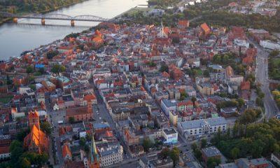 Ciepłej wody nie będzie w wielu miejscach w Toruniu (fot. Michał Kunicki/torun.pl)