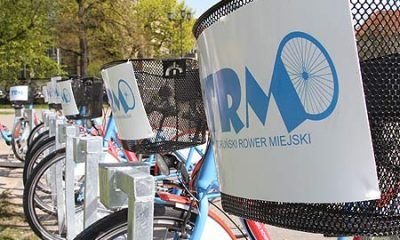 Przetarg rozstrzygnięty. Co dalej z Toruńskim Rowerem Miejskim? (fot. archiwum)