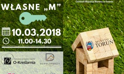 """Projekt Własne """"M"""" (fot. torun.pl)"""