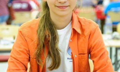 Alicja Śliwicka zadebiutowała na mistrzostwach Europy seniorek (fot. Facebook)