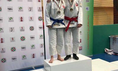 Sylwia Wierzbowska z medalami Pucharu Europy! (fot. Toruńska Akademia Sportów Walki)