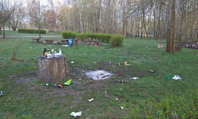 Tak wygląda Park na Bydgoskim (fot. facebook.com/Toruńskie Ogłoszenia)