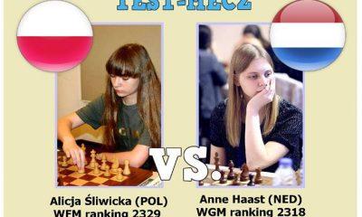 Alicja Śliwicka kontra Anne Haast (fot. wydarzenie na Facebooku)