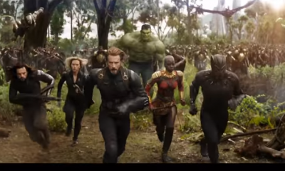 """Avengers: Wojna bez granic"" (fot. Youtube)"
