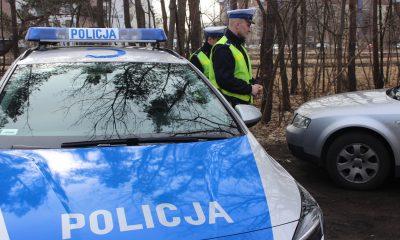 Policjanci zatrzymali nietrzeźwego kierowcę (fot. archiwum)