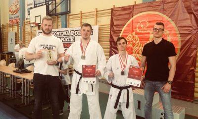 Sukcesy toruńskich karateków (fot. materiały prasowe klubu)