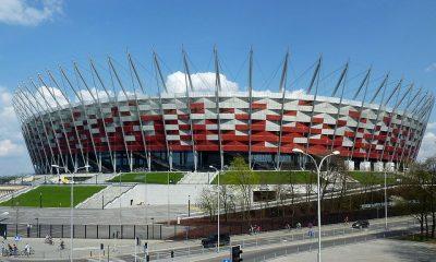 Pierwsze żużlowe Grand Prix w sezonie 2018 odbędzie się na Stadionie Narodowym w Warszawie (fot. wikipedia)