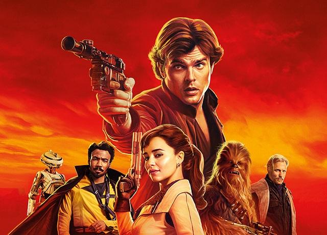 Znalezione obrazy dla zapytania Han Solo: Gwiezdne wojny - historie