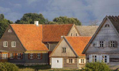 Olenderski Park Etnograficzny będzie można zwiedzać w dniach 12-13 maja (fot. Daniel Pach/materiały Urzędu Marszałkowskiego)