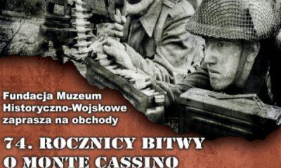 Fundacja Muzeum Historyczno-Wojskowe zaprasza na obchody rocznicy bitwy pod Monte Cassino (fot. torun.pl)