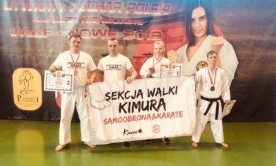 Klub Sportowy Sekcja Walki Kimura Toruń - PP IMAF, Nowe 02.06.2018