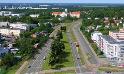 Trzeci etap budowy  Trasy Średnicowej Północnej (fot. torun.pl)
