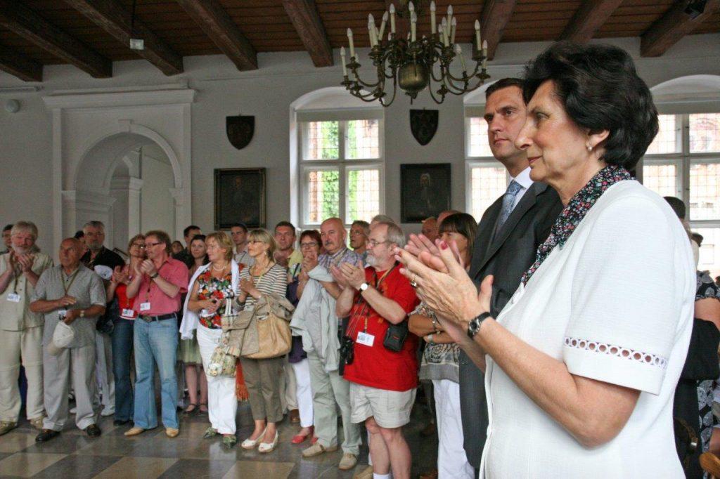 Spotkanie z Polonią przed ŚLIP w 2009 (fot. torun.pl)