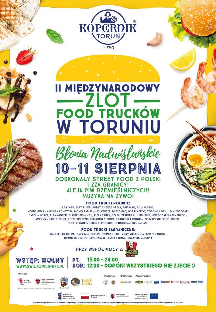 Plakat ŚTP 2018 Food Truck