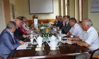 Wizyta Ambasadora Republiki w Toruniu (fot. torun.pl)
