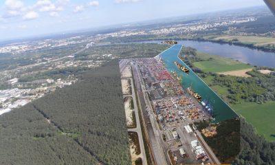 Port w okolicach Rudaka - foto Krzysztof Dominikowski